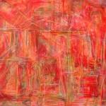 Vermelha - 2005 - Acrílico sobre tela - 150 x 130cm